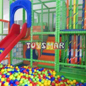 Soft Play Top Havuzu Kaydırak 150 cm