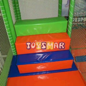 Softplay Top Havuzu Basamak Engel
