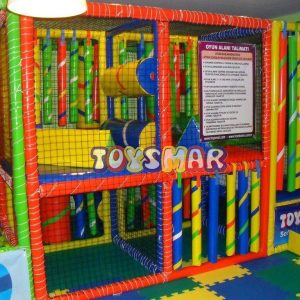 Soft Play Top Havuzu Engel Parkuru B Üçgen