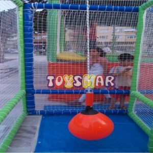 Soft Play Top Havuzu Salıncak