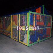 Soft Play Top Havuzu Dış Mekan Uygulması