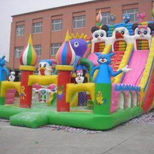 Şişme Oyun Parkı Hayal Dünyası 13x7x6,5 m