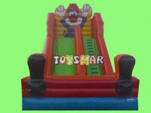 Şişme Oyun Parkı Palyaço Kaydırak Junior 7x4,2x5 m