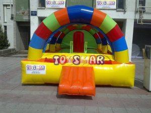 Şişme Oyun Parkı Şişme Top Havuzu 6x3,5x3 m