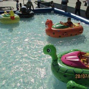 Şişme Havuz & Akülü Bot