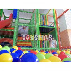 Oyun Havuzu (Oyun Parkı) 5x4x3 2 Katlı