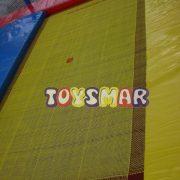 Ticari Trambolin Junior Zıplama Ağı Örgü 42 lik