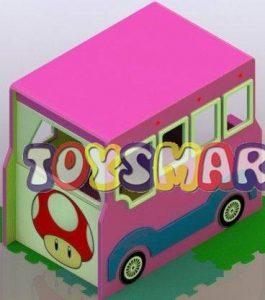Soft Play Otobüs Hareketli
