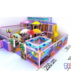 Soft Play Oyun Alanı Proje 35