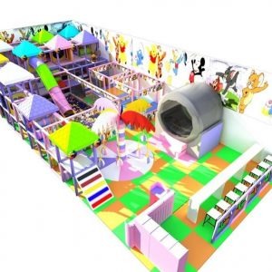 Soft Play Oyun Alanı Proje 11