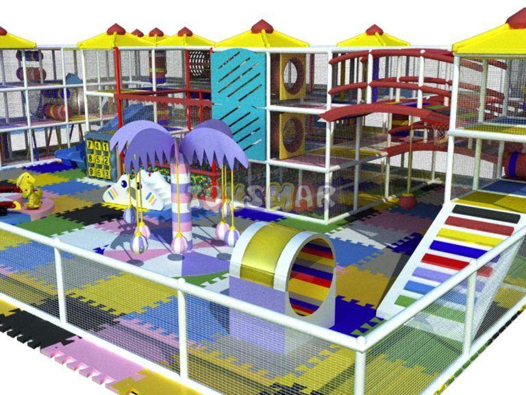 Soft Play Oyun Alanı Anemon
