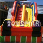 Palyaço Kaydırak Toysmar 7x4x6 m