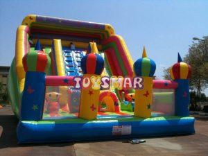 Şişme oyun parkı Kaydıraklı Güneş