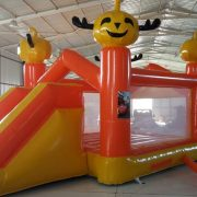Şişme oyun parkı zıpla Kay (şişme zıpzıp) 6x5x2,5 m