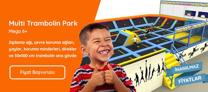 trambolin park