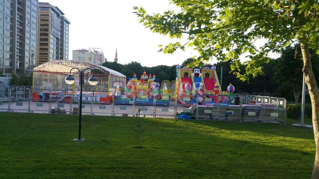 Şişme park