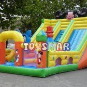 Şişme Oyun Parkı Sirk 10*6*7 m