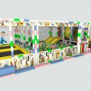 Top Havuzu Oyun Parkı 10mx4mx2,5m