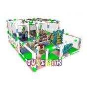 Top Havuzu Oyun Parkı Trambolinli Model 500cmx400cmx200cm
