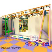 Soft Play Zipline Tekli