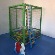 Top Havuzu Set Ürün 200cmx200cmx200cm