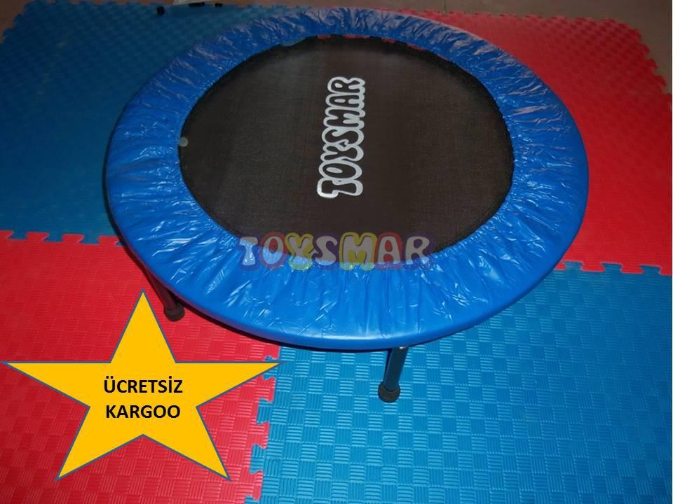 100 cm lik 40 ınch step trambolin