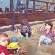 Çocuk Kum Oyun Alanı